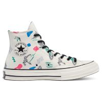 Кеды Converse Archive Skate Chuck 70 High Top 170923 высокие белые