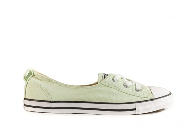 Кеды Converse Chuck Taylor All Star Ballet Lace 551504 фисташковые