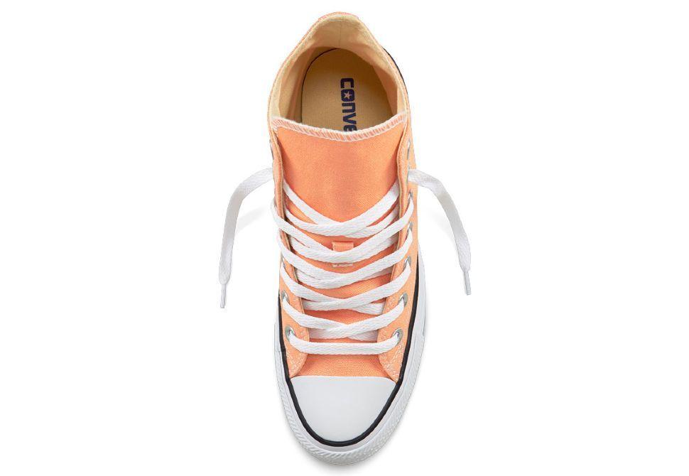 00a01e044d4b Кеды Converse Chuck Taylor All Star 155567 персиковые — купить ...