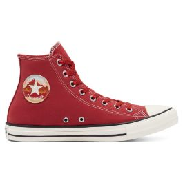 Кеды Converse Chuck Taylor All Star National Parks Patch 170926 высокие красные