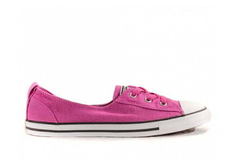 Кеды Converse Chuck Taylor All Star Ballet Lace 551654 розовые