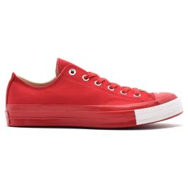 Кеды Converse Chuck 70 Ox Racing Red/Racing Red/White 163012 низкие
