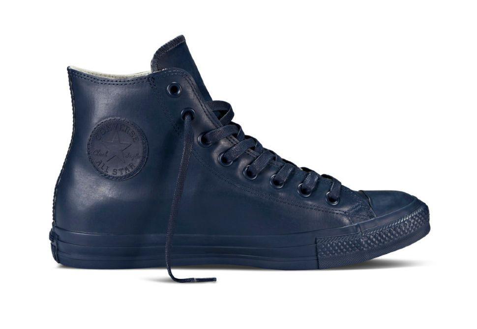 4bb4068aa7d8 Резиновые кеды Converse (конверс) Chuck Taylor All Star 144742 синие ...