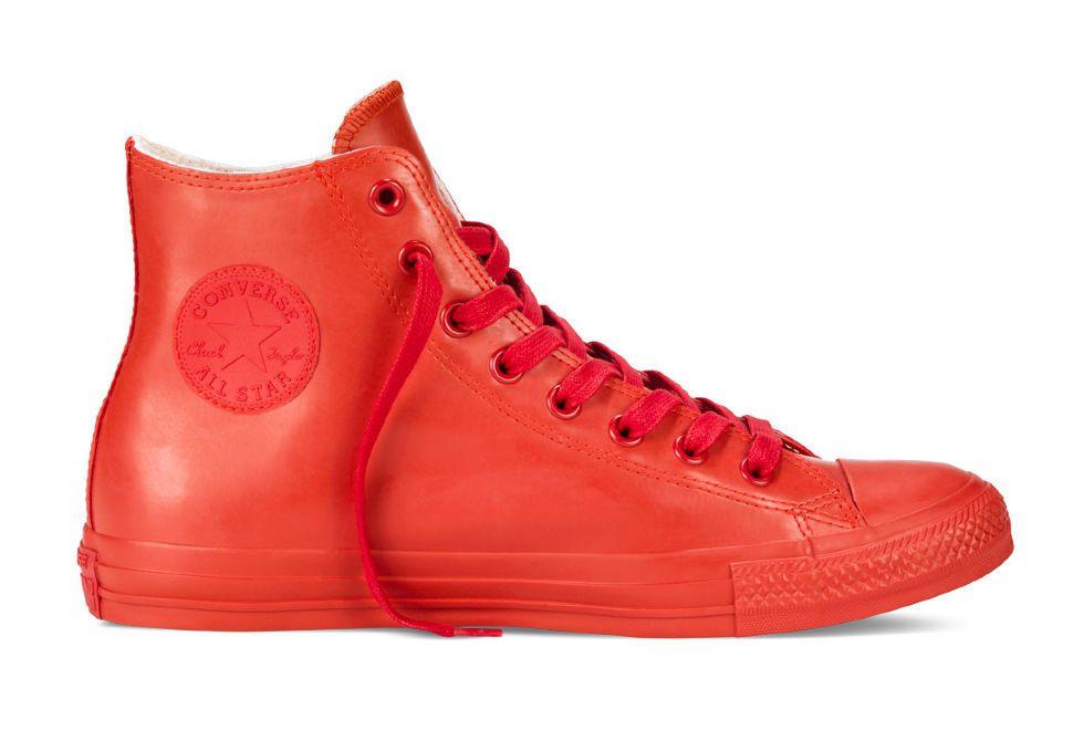 fa92a5b3 Резиновые кеды Converse (конверс) Chuck Taylor All Star 144744 красные