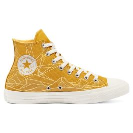 Кеды Converse Chuck Taylor All Star Summer Daze High Top 170675 высокие желтые