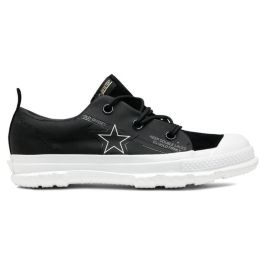 Кеды мужские Converse One Star Mc18 163178 текстильные черные