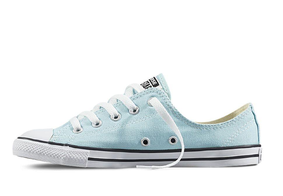 e4872cb38671 Кеды Converse Chuck Taylor All Star Dainty 551511 голубые — купить ...