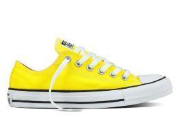 Кеды Converse Chuck Taylor All Star 153871 желтые — купить конверсы ... 66f98f136a7