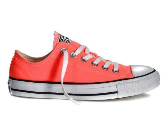 Кеды Converse Chuck Taylor All Star 3V 656075 оранжевые — купить ... d5a7f9ebcbea