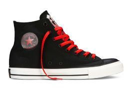 Кеды Converse CHUCK TAYLOR ALL STAR AS BLACK SABBATH 143251 черные