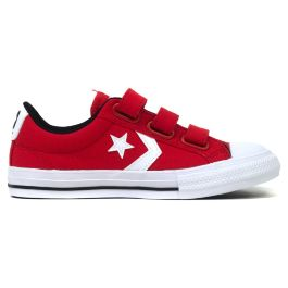 Кеды Converse Star Player 3V 666950 текстильные красные