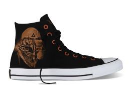 Кеды Converse Chuck Taylor All Star AS BLACK SABBATH 143250 черные