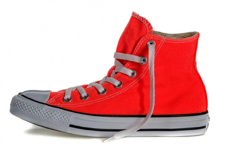 4f7d0f845553 Кеды Converse Chuck Taylor All Star 155739 оранжевые — купить ...
