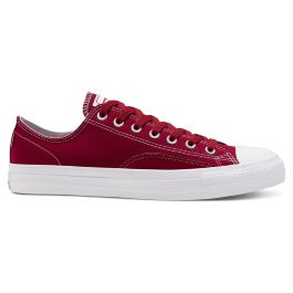 Кеды мужские Converse Chuck Taylor All Star Pro (Refinement) 167607 текстильные бордовые