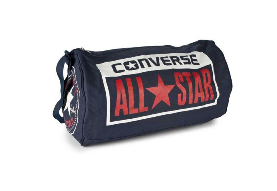 9936b728e643 Спортивная сумка Converse (конверс) Legacy Duffel синяя. Официальный магазин