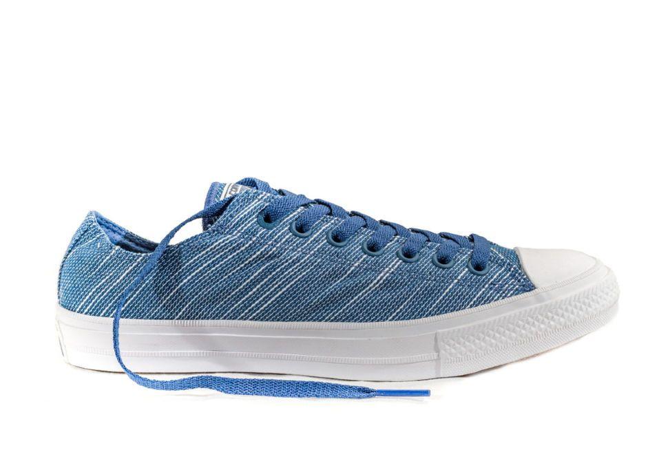 e4d7d056f24a Кеды Converse Chuck Taylor All Star II 151092 голубые — купить ...