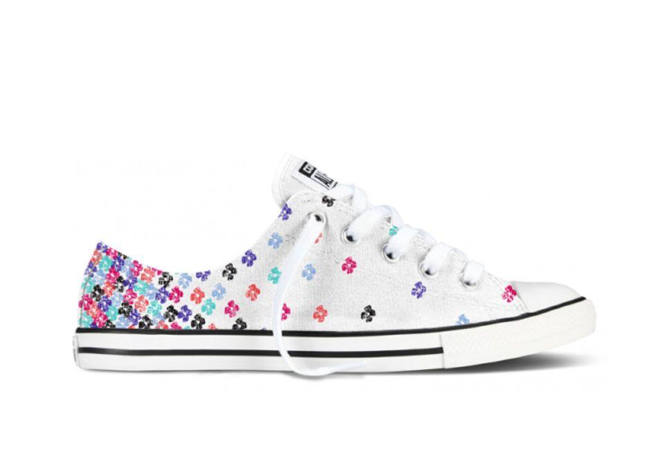 Кеды Converse (конверс) Chuck Taylor All Star Dainty 547151 разноцветные 6bbb176abf7