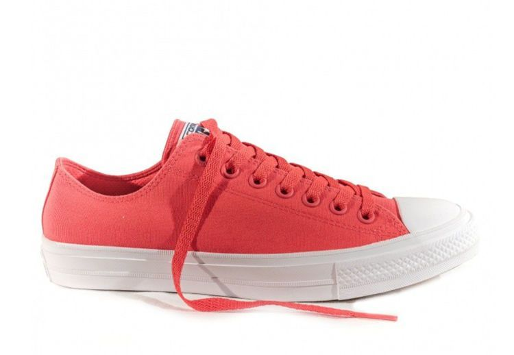 Кеды Converse Chuck Taylor All Star II 151123 красные