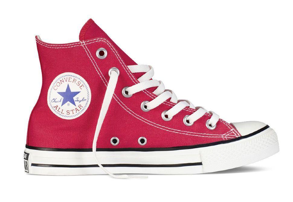 Кеды Converse (конверс) Chuck Taylor All Star M9621 красные купить ... bd2e6f22837