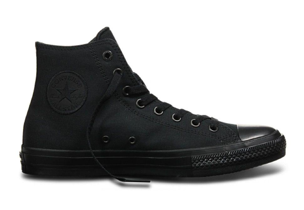 8be910f4eef4 Кеды Converse (конверс) Chuck Taylor All Star II 151221 черные ...
