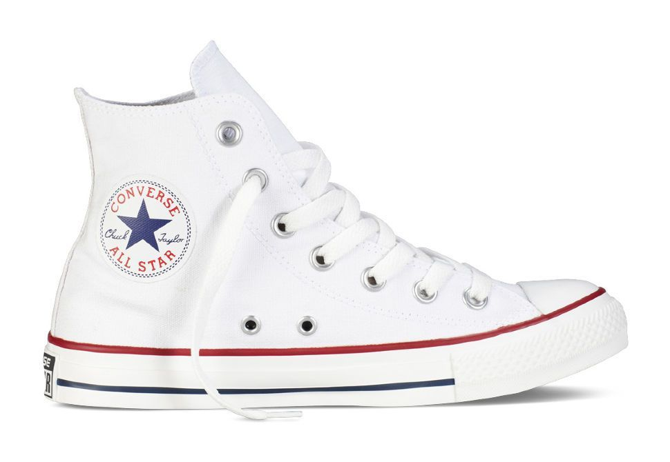Кеды Converse (конверс) Chuck Taylor All Star M7650 белые купить по ... 93979795c86