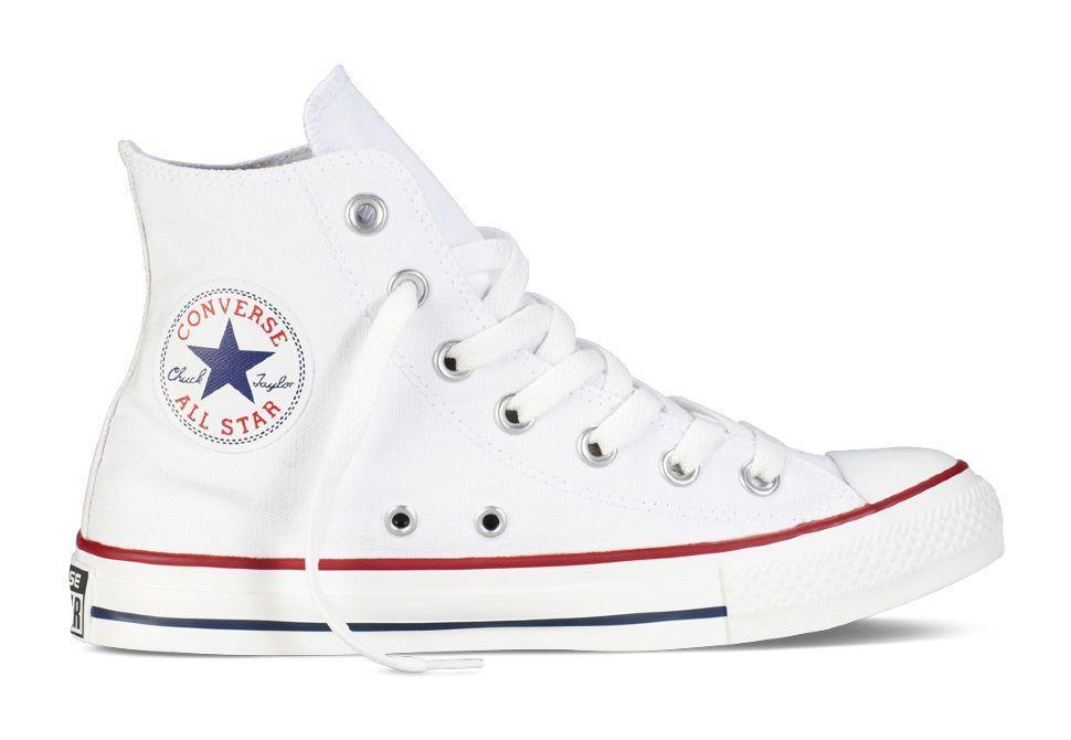 Кеды Converse (конверс) Chuck Taylor All Star M7650 белые купить по ... 4574f8fc6f9