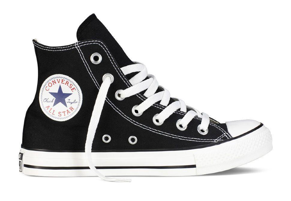 Кеды Converse (конверс) Chuck Taylor All Star M9160 черные купить по ... 665cb12a31a