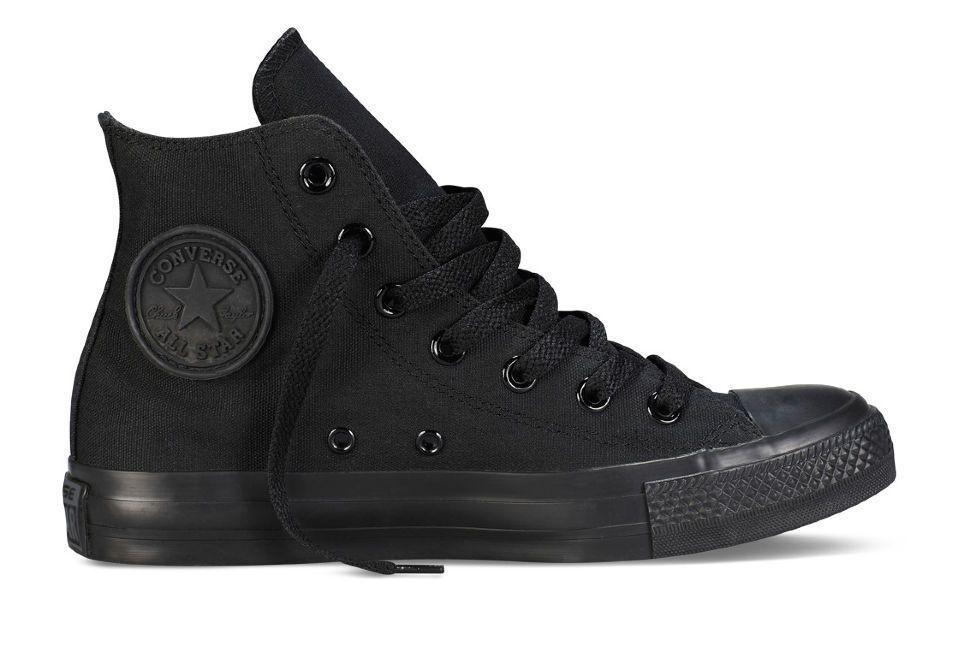 Кеды Converse (конверс) Chuck Taylor All Star M3310 черные купить по ... 8222df8181d
