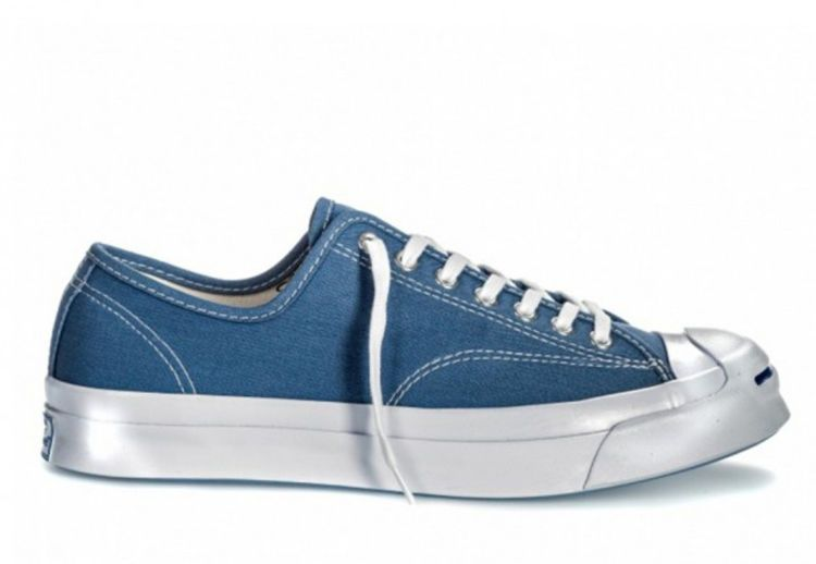 Кеды Converse Jack Purcell Signature 155588 синие