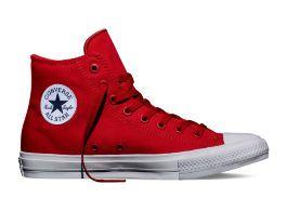 5debc2584404 Кеды Converse (конверс) Chuck Taylor All Star II 150145 красные