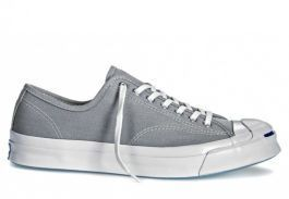Кеды Converse Jack Purcell Signature 155589 серые