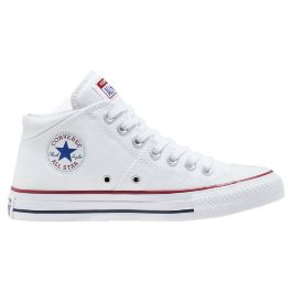 Кеды женские Converse Chuck Taylor All Star Madison 563511 текстильные белые