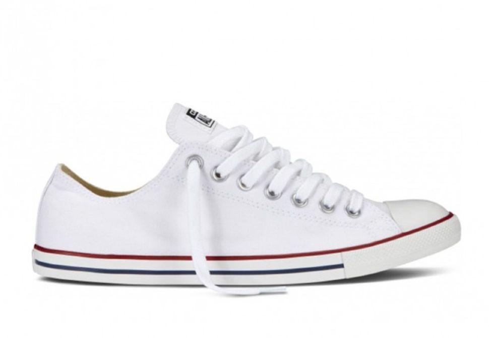 1d868036eb8a Кеды Converse (конверс) Chuck Taylor All Star Lean 142270 белые ...