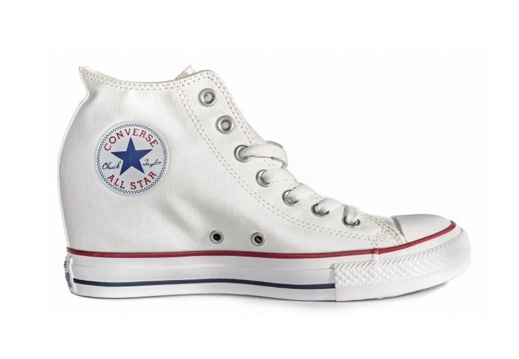 Converse (конверс) Chuck Taylor All Star Lux 547200 белые