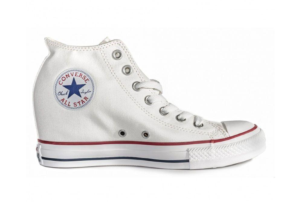 Converse (конверс) Chuck Taylor All Star Lux 547200 белые купить по ... 807e08f721f
