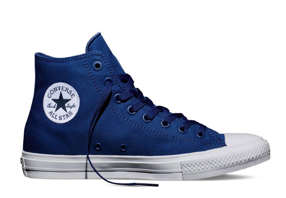 Кеды Converse (конверс) Chuck Taylor All Star II 150146 синие купить ... 8cccb820af7