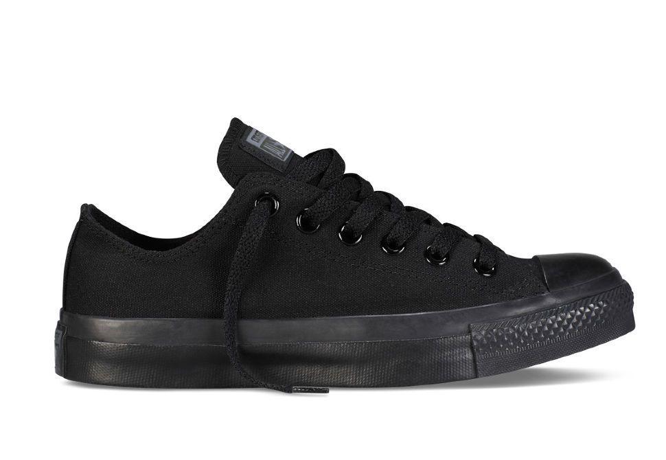 Кеды Converse (конверс) Chuck Taylor All Star M5039 черные купить по ... 5acc308c990bd