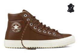 Converse Chuck Taylor All Star Boot PC 157685 коричневые