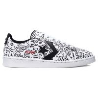 Кеды Converse X Keith Haring Pro Leather Low Top 171857 текстильные