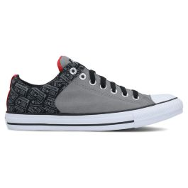 Кеды мужские Converse Chuck Taylor All Star High Street 167233 текстильные серые