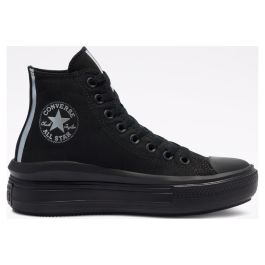 Кеды Converse Metallic Chuck Taylor All Star Move 570971 высокие черные